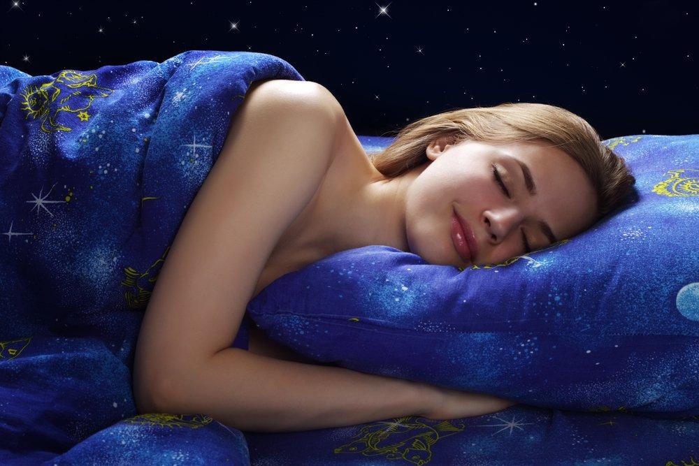 Достаточное количество сна