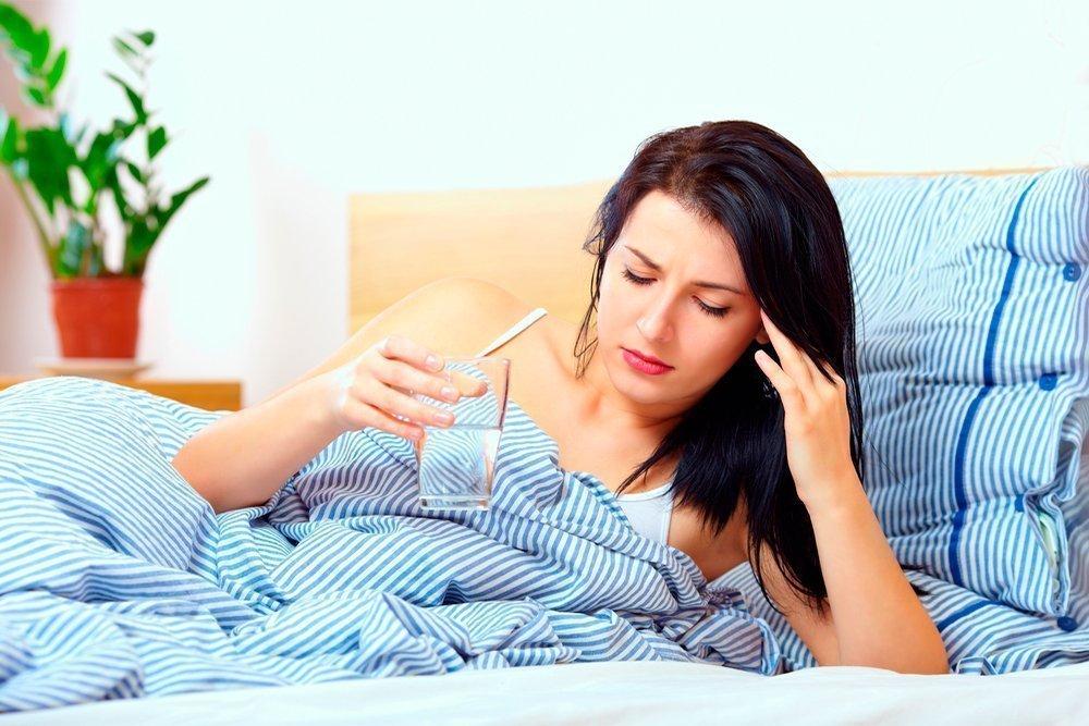 ОРВИ в раннем сроке беременности: влияние на эмбрион