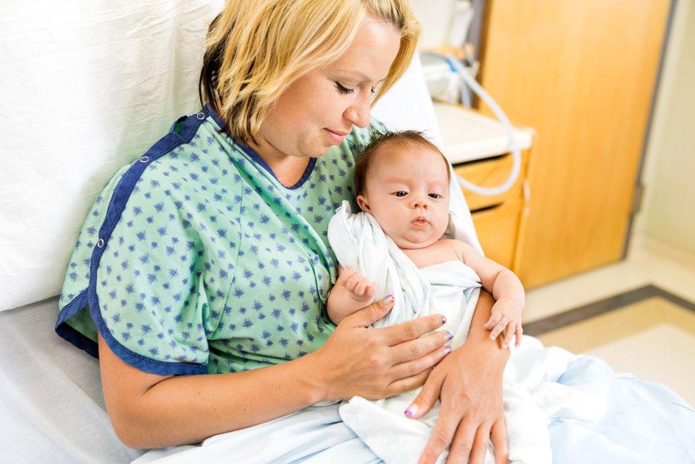 Другие анализы крови и обследования у малыша в роддоме