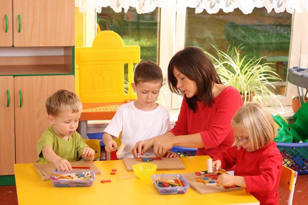 Основные направления развития детей в 3-5 лет