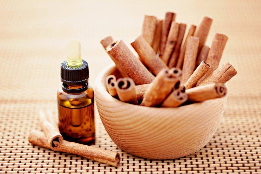 Запах корицы в парфюмерии