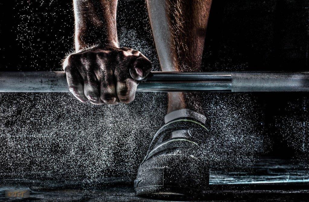 ЗОЖ и фитнес: работа на тренажерах