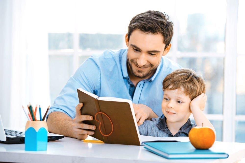 Дети, родители и домашнее задание