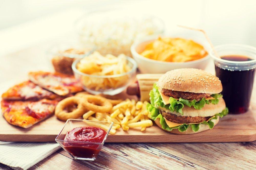 Переедание и неправильное питание