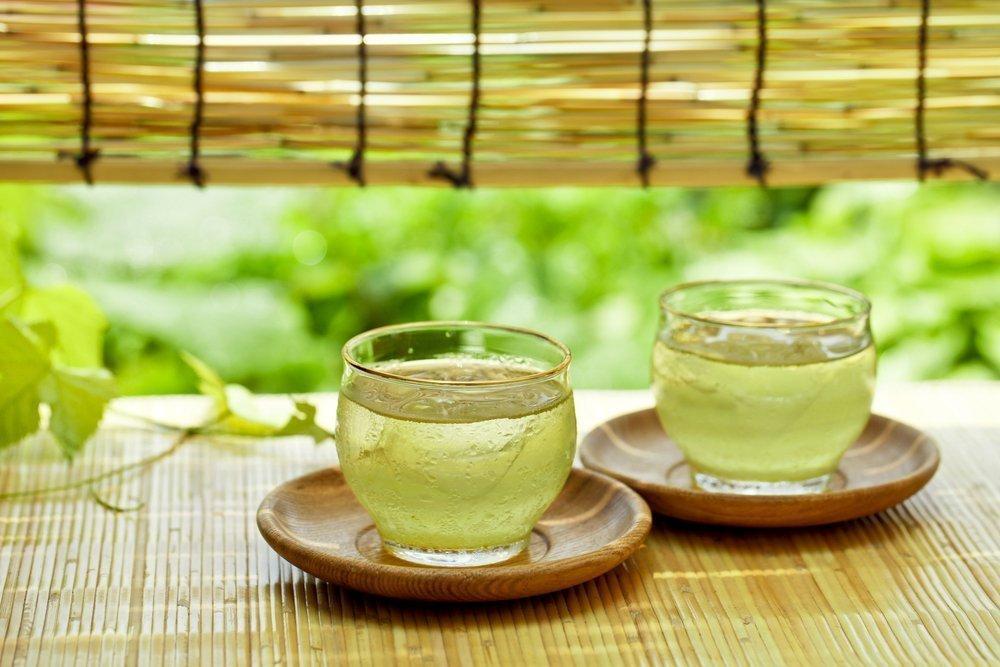 Чаи и смеси для похудения