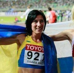 Ирина Лищинская, серебряный олимпийский призер в беге на 1500 метров Источник: novaya.com.ua