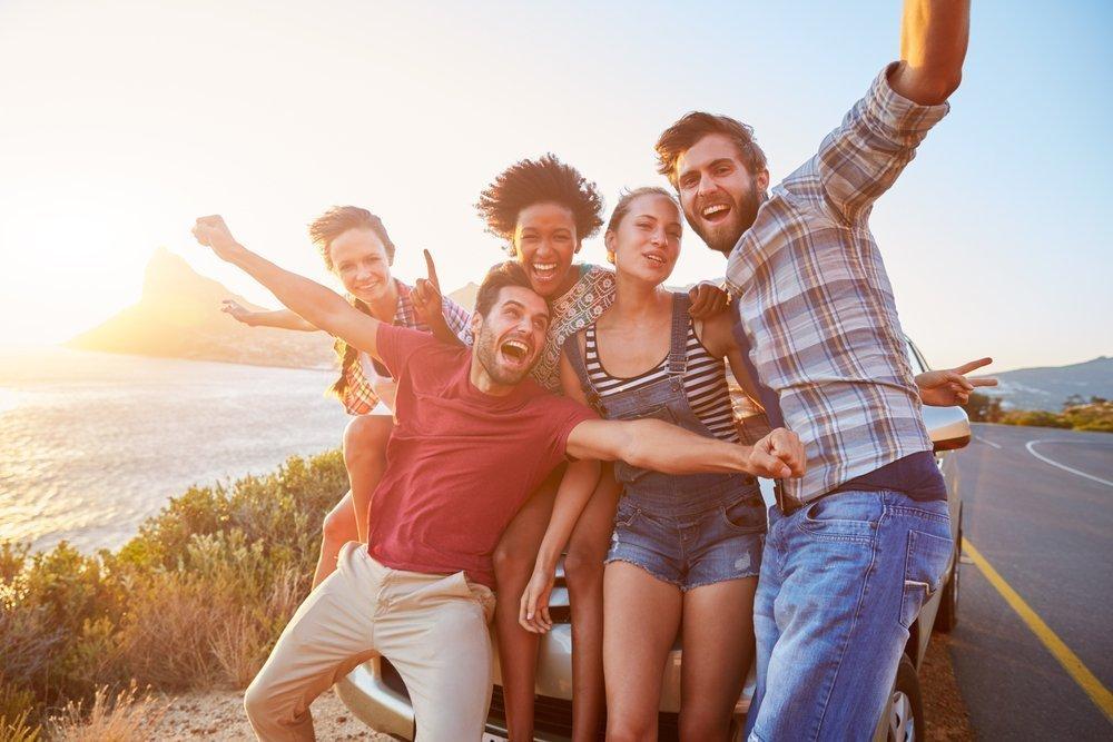 7. Проводите время с друзьями