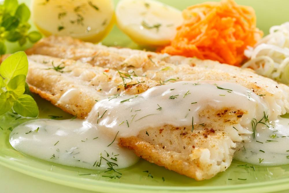 Рецепты полезных блюд
