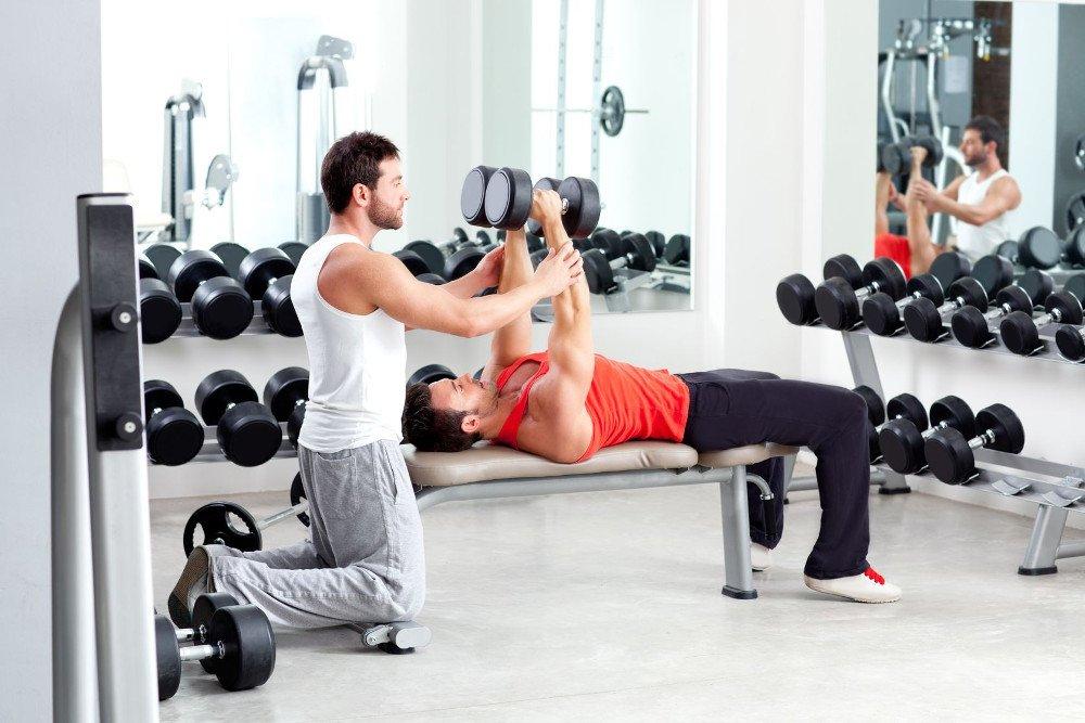 Основы выполнения упражнений с отягощениями