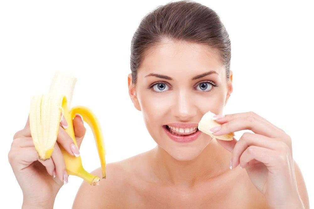 Правила приготовления «банановых» масок для кожи