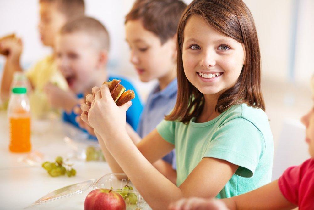 Вегетарианство у детей