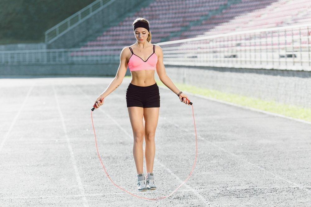 Преимущества тренировок со скакалкой