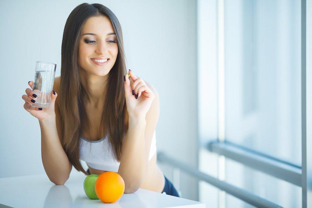 Правильное питание перед зачатием ребенка