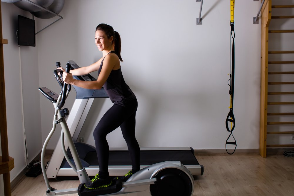 Виды эллиптических тренажеров для фитнес-тренировок