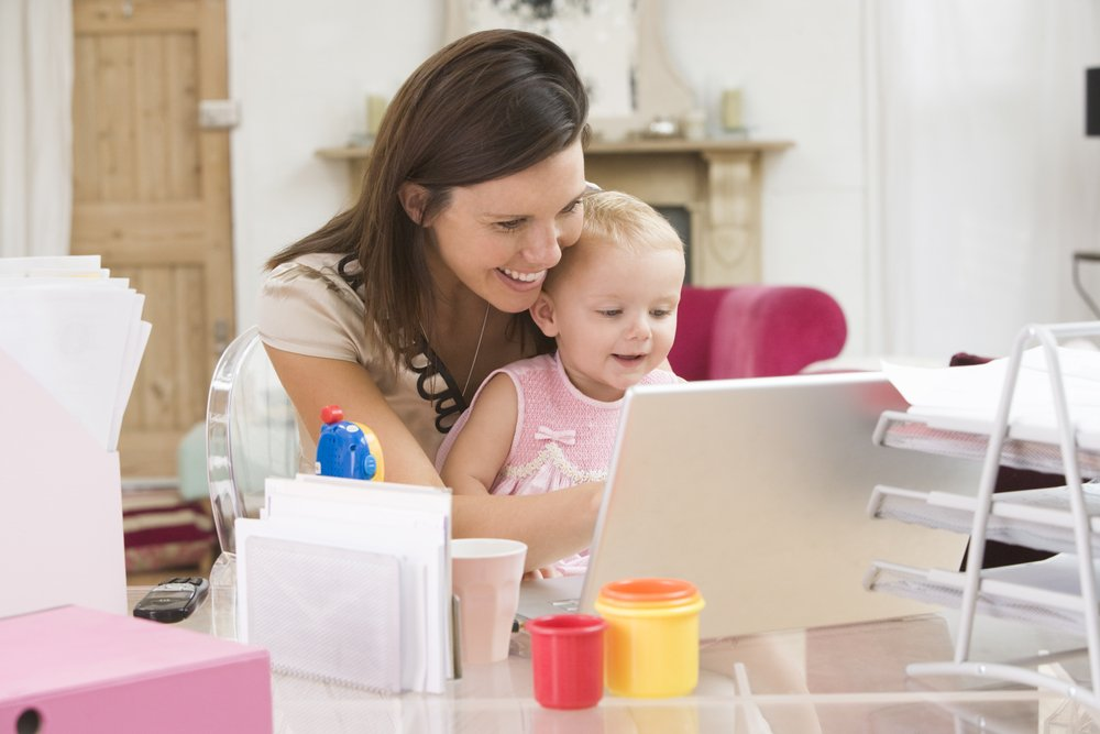 Совмещаем наличие детей и интернет-шоппинг