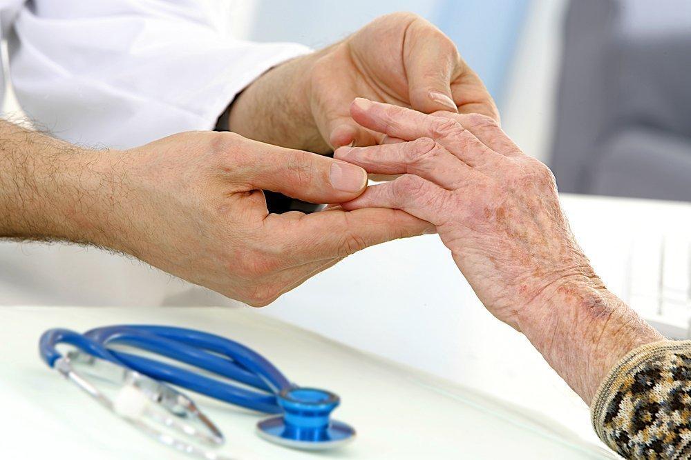 Воспаление суставов при гонорее деформированный развивающийся артрит коленных суставов
