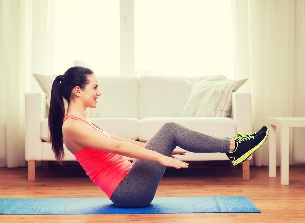 Когда начинать занятия фитнесом после родов?