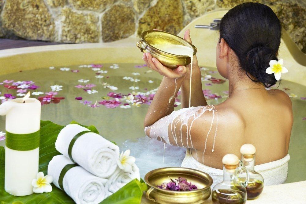 Ванна Клеопатры для похудения и здоровья кожи