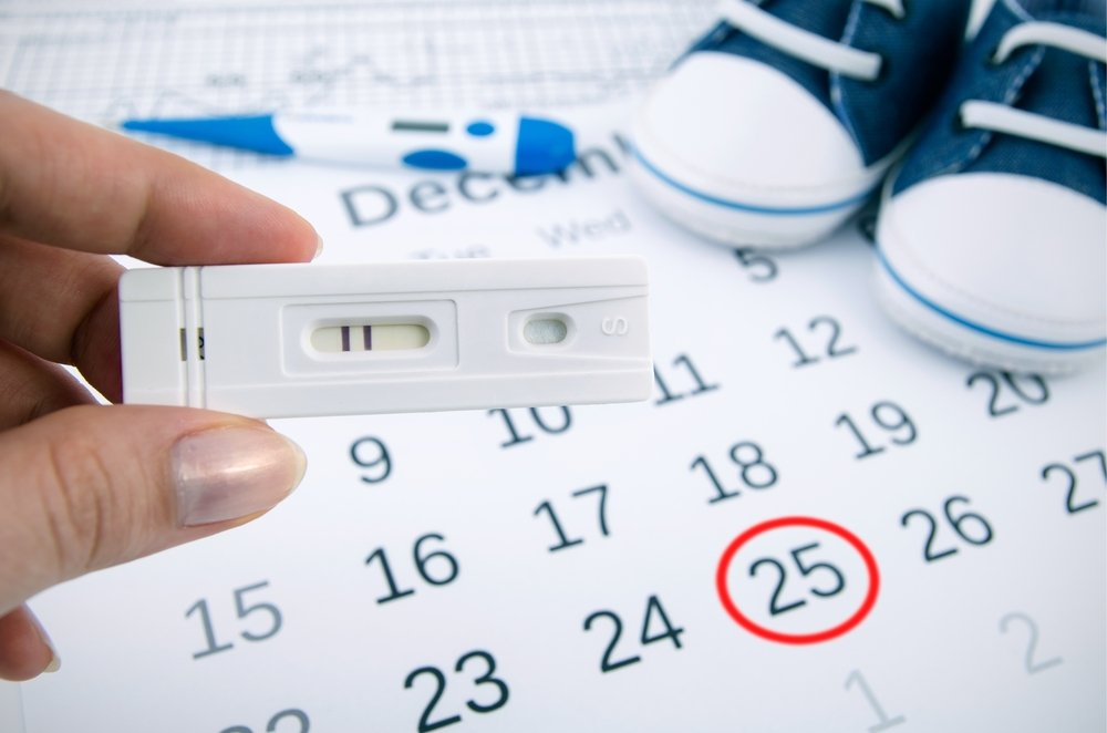 Четвертая неделя: время для теста на беременность