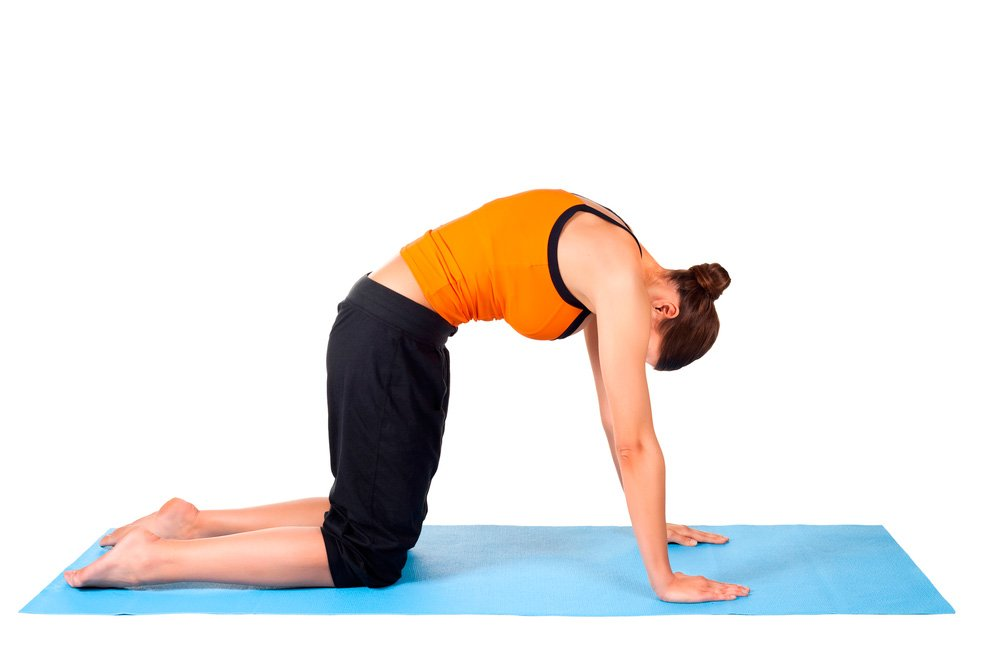 Дополнительные упражнения для позвоночника