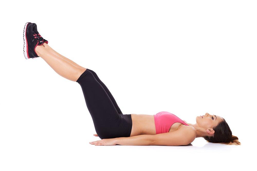 Упражнения на пресс для домашних занятий фитнесом