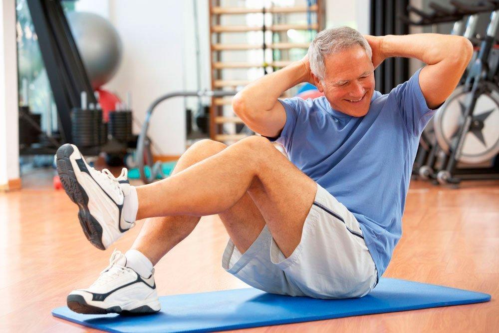 Фитнес-упражнения для вечернего тренинга: комплекс №2