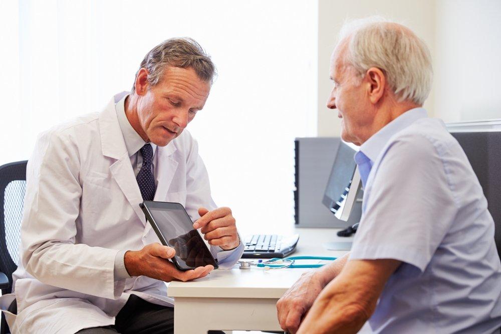 Рассеянный склероз в пожилом возрасте