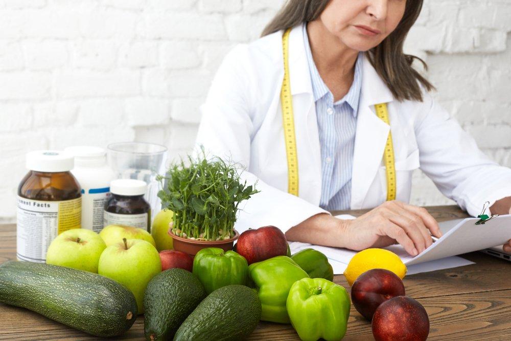 Принципы питания при диете №2