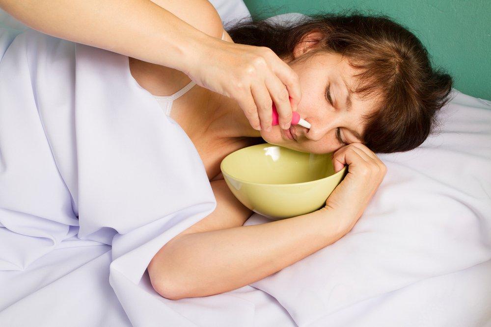 Профилактика заболеваний: как правильно промывать нос?