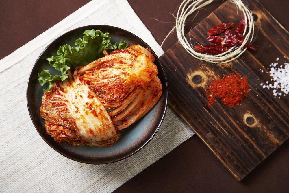 Корея: национальное блюдо «Кимчи»