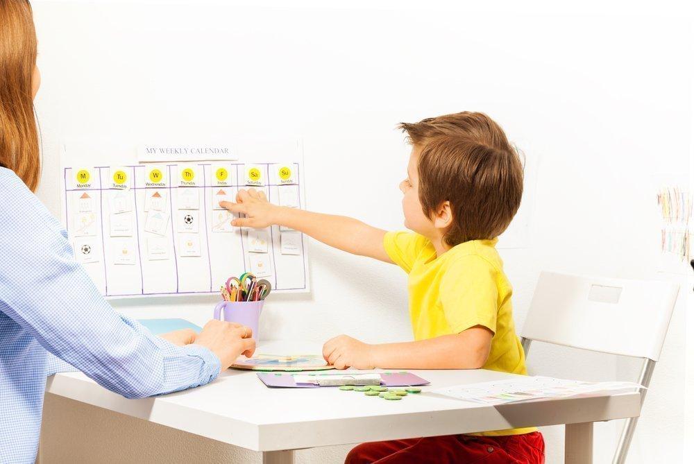 Составьте календари для детей и родителей