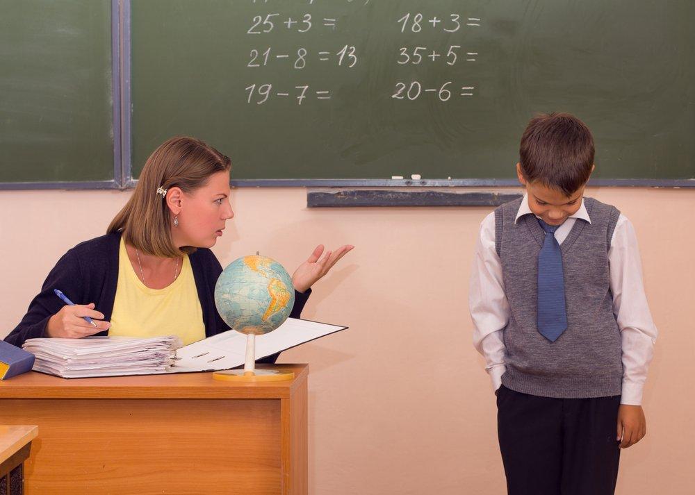 Почему у детей и учителей могут возникнуть конфликты?