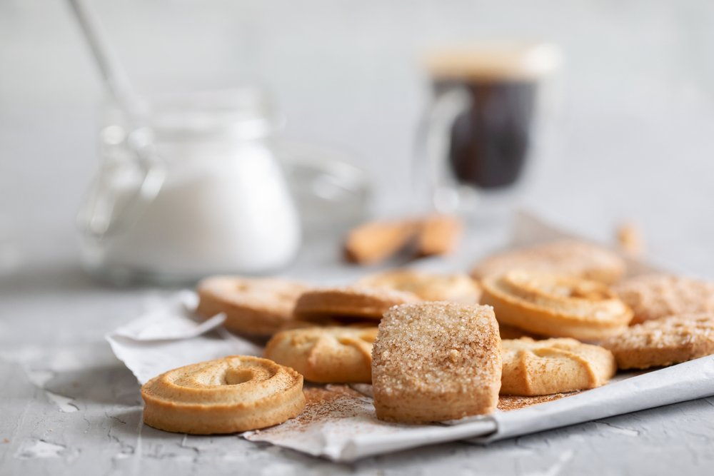 Как быстро приготовить домашнее печенье?