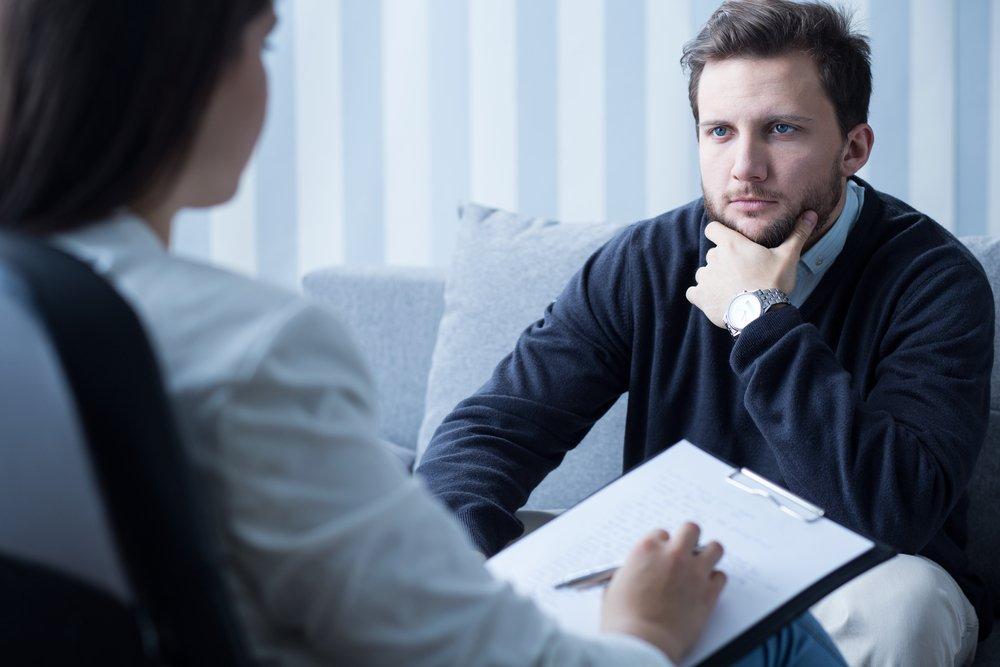 Показания к психотерапии