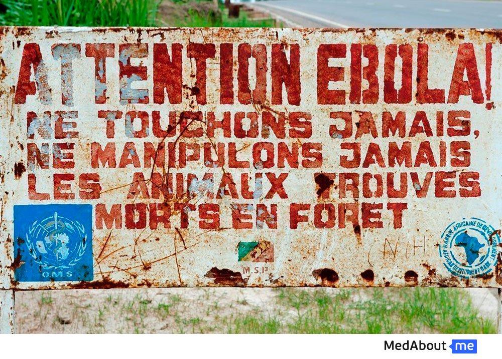 Эпидемия вируса Эбола