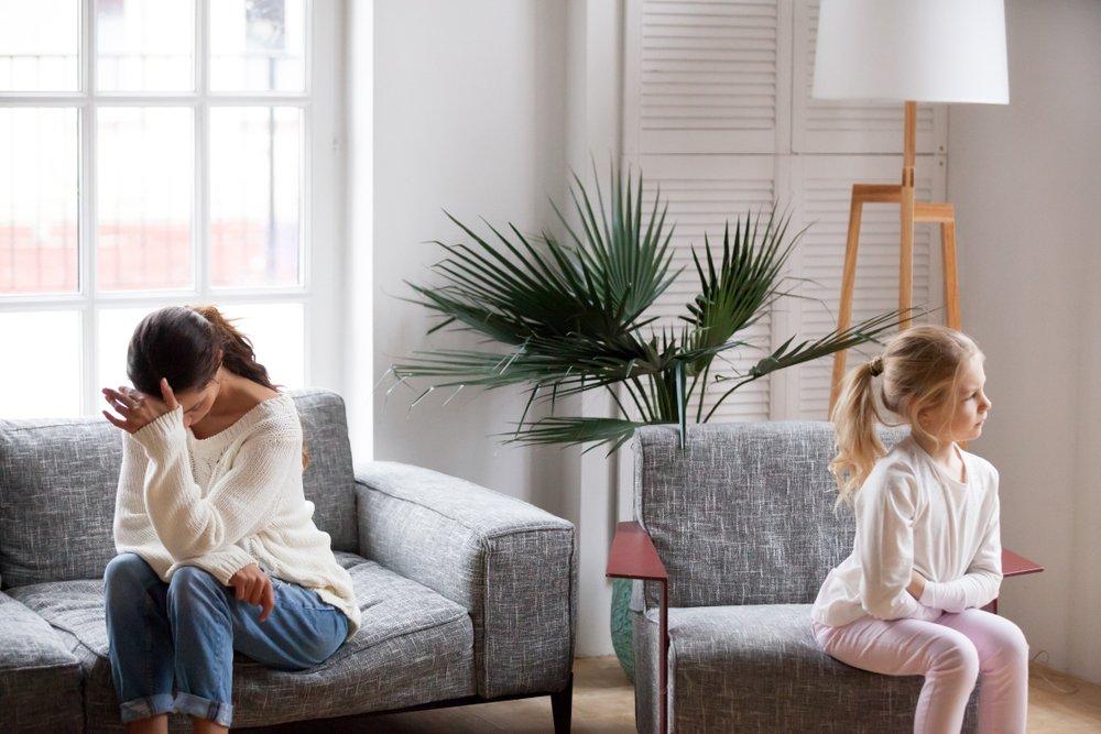 Примеры трудного общения с детьми