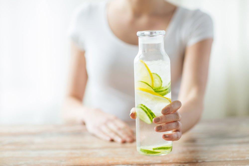 Ошибка 8: Недостаточный питьевой режим