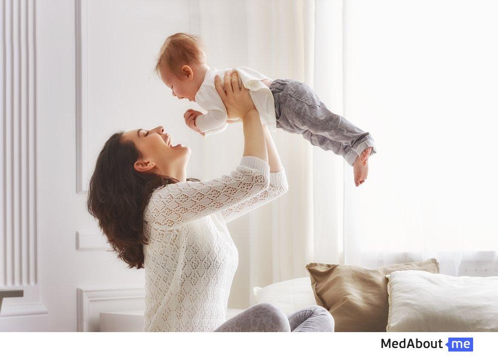 Иммунитет у кормящих мам