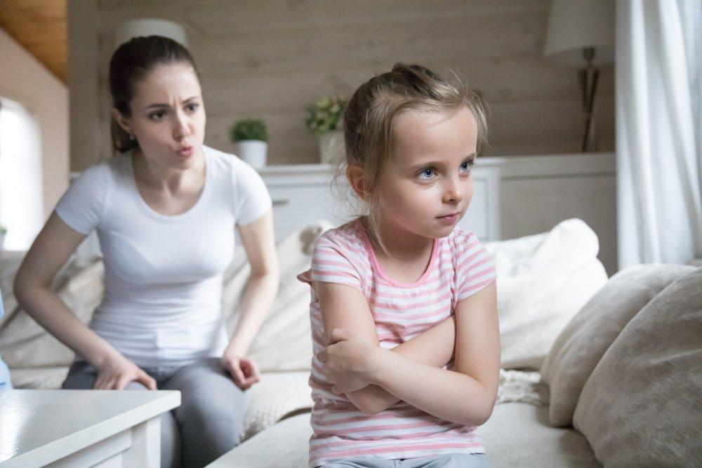 Какой должны быть реакция родителей