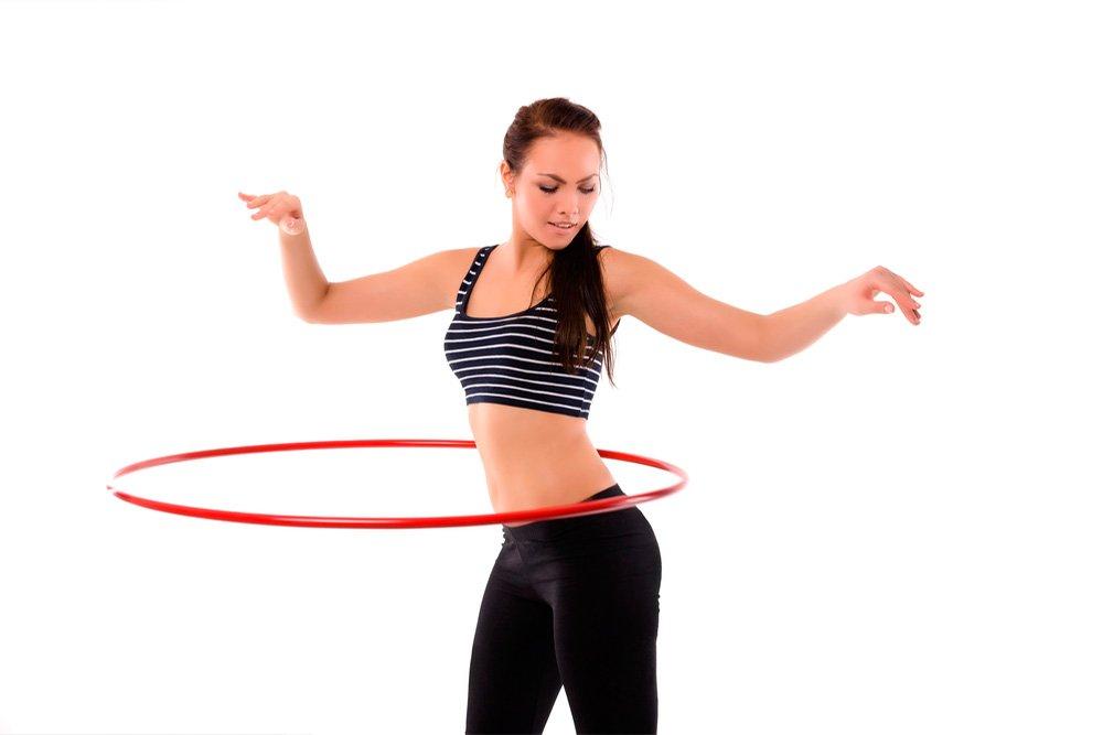 Упражнения Обручем Похудения. Помогает ли обруч для талии похудеть в животе и боках: упражнения для лучшего результата