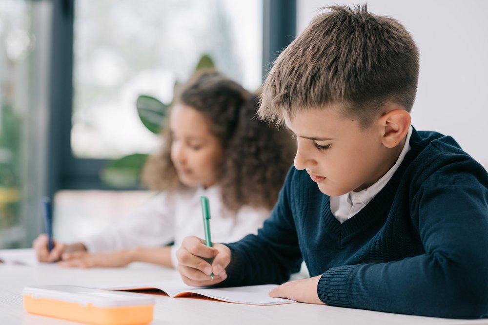 Пятый класс и развитие детей