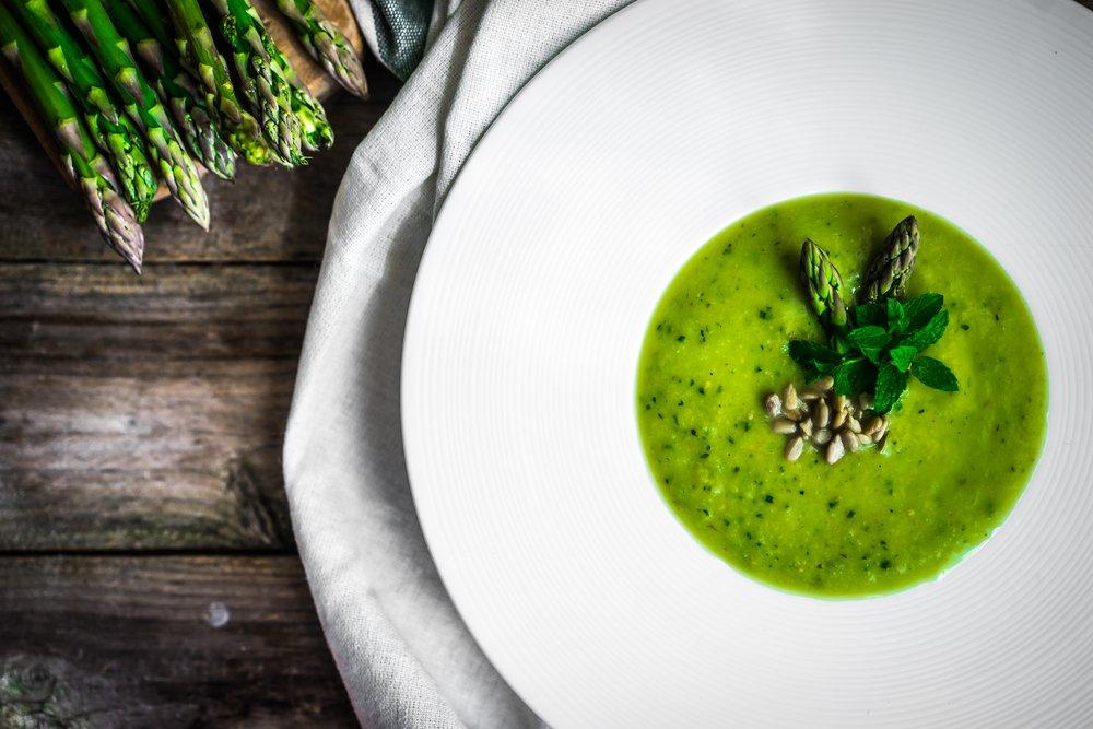 Основной ингредиент — овощи