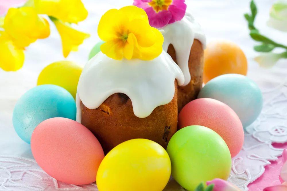 Крашеные яйца: риск холецистита и нагрузка пищеварения