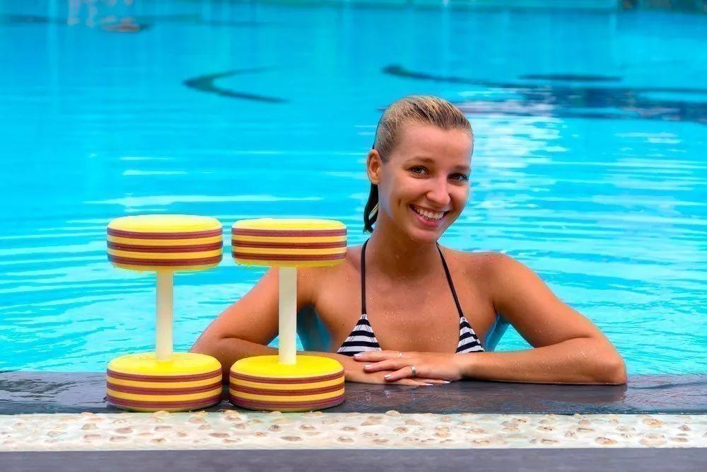 Советы по фитнес-тренировкам в воде