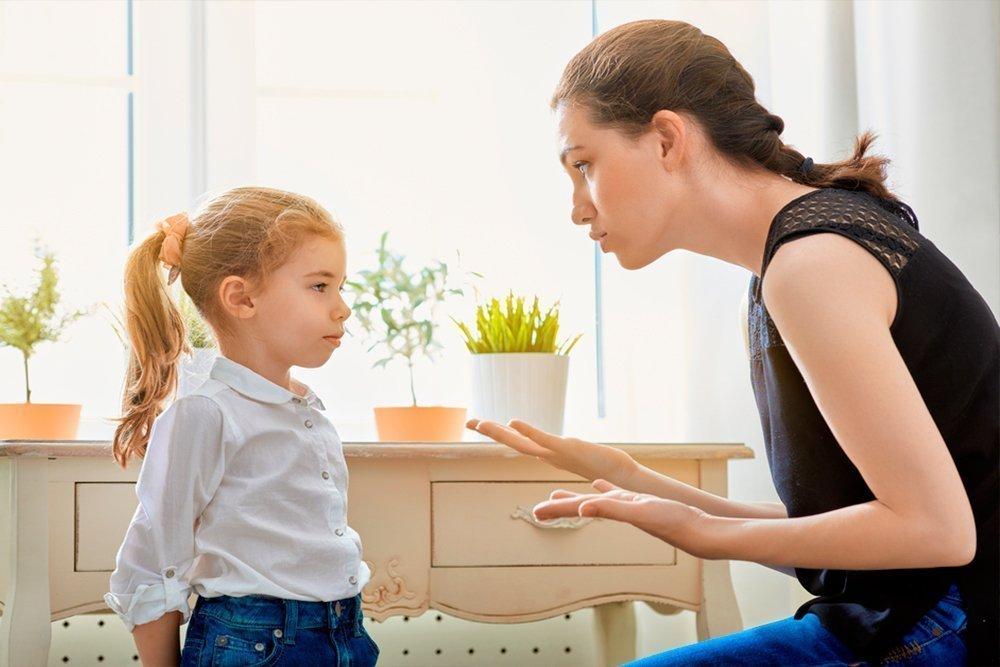 Капризы и отношения в семье