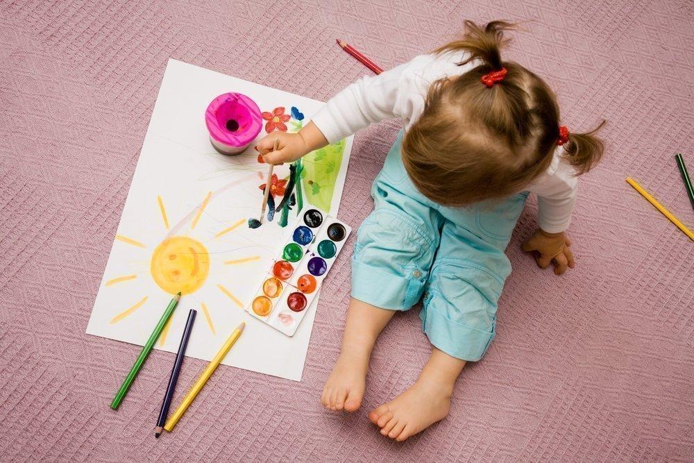 Какое место занимает творчество в развитии ребенка раннего возраста?