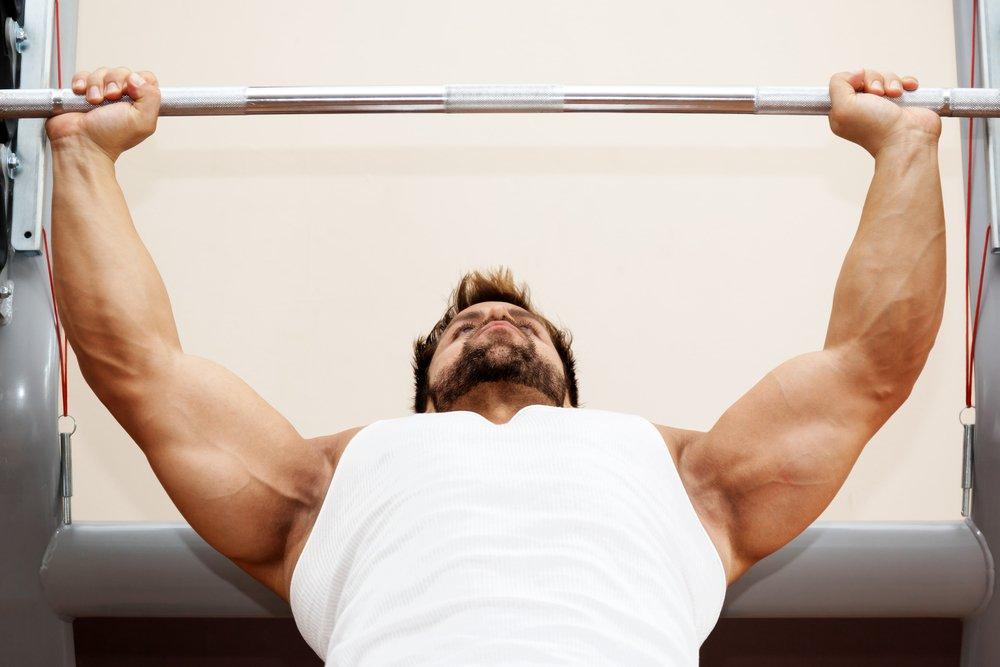 Фитнес-упражнения для наращивания мышц в домашних условиях