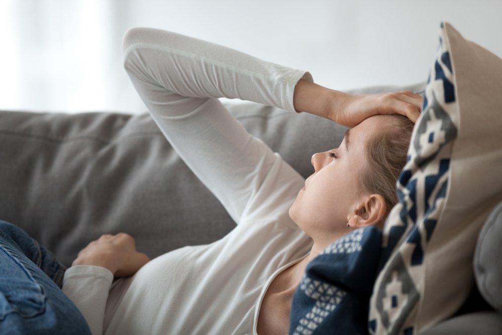 Что делать с мигренью при беременности и ГВ?