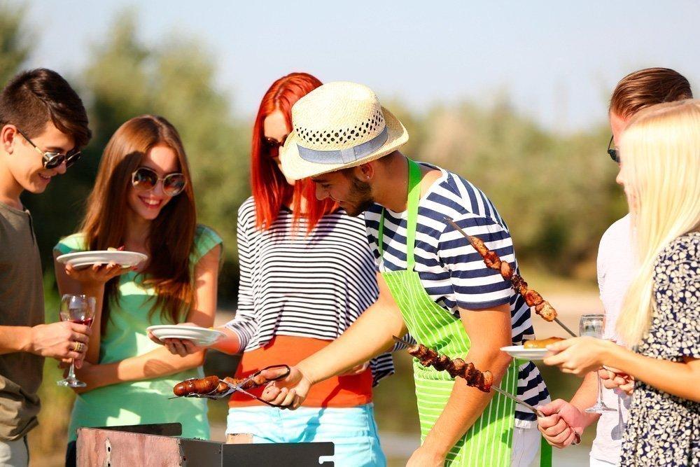 фото вечеринок природа обычные лето многочисленные достопримечательности делают