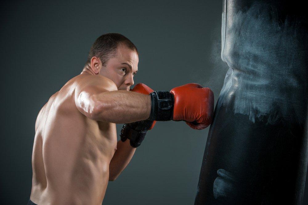 Упражнения для отработки удара вне фитнес-клуба